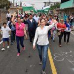 Calles pavimentadas fueron inauguradas en el Suroeste de Milagro