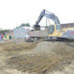 Programa de asfaltado prosigue en calles Julio Velasco y Rocafuerte