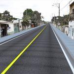 El progreso se extiende al sureste con asfaltado de avenida de 4,2 km y parque acuático en Las Piñas
