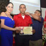 51 jóvenes fueron incorporados como bomberos voluntarios