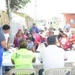El programa de legalización llega al sector San Carlos