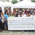 Alcaldesa felicitó a 306 emprendedores beneficiarios de crédito otorgado por MIES