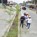 Alcaldía de Denisse Robles extiende y moderniza red vial de Milagro