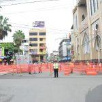 Cierre permanente de calle 9 de octubre por regeneración urbana