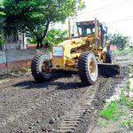 Reconformación de vías y drenaje de aguas lluvias en sectores populares