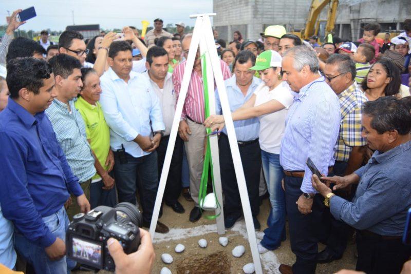 La nueva Terminal Terrestre es realidad en Milagro gracias a la Alcaldía