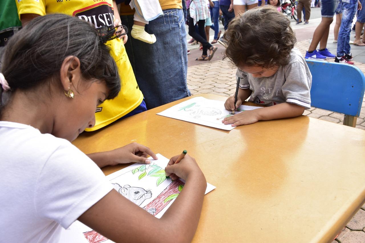Alcaldesa inauguró cursos vacacionales gratuitos con más de 5 mil inscritos