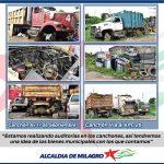 ALCALDE PACO ASAN INSPECCIONÓ CANCHONES MUNICIPALES