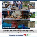 ALCALDE PACO ASAN RECORRIÓ LOS SISTEMAS DE AGUA DE MILAGRO