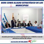 BANCO DEL ESTADO BUSCA SER ALIADO ESTRATEGICO DE LOS MUNICIPIOS