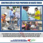 INSTALACION DE REDES DOMICILIARIAS EN CDLA. MARIA TERESA