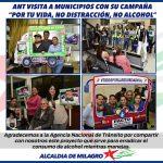 ANT IMPULSA CAMPAÑA DE PREVENCION EN MUNICIPIO DE MILAGRO