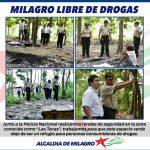 MILAGRO LIBRE DE DROGAS