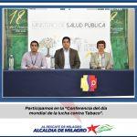 Conferencia por el Día Mundial de la Lucha contra el Tabaco