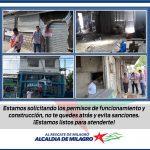 PERMISOS DE CONSTRUCCION Y FUNCIONAMIENTO