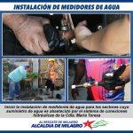 INSTALACIONES DE MEDIDORES DE AGUA
